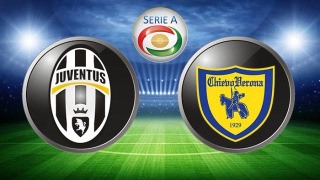 Juventus-Chievo Verona