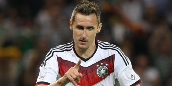 Klose salva la Germania: Pareggio col Ghana