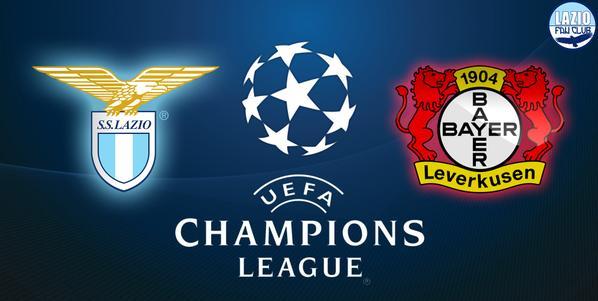 Lazio-Bayer Leverkusen