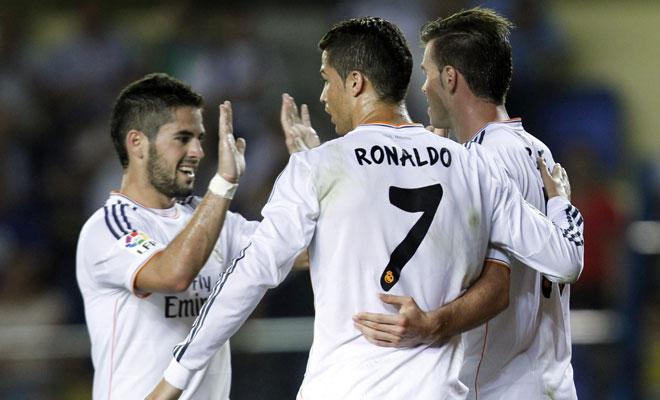 Liga Spagnola 31 giornata: Il Real risponde al Barca e all'Atletico