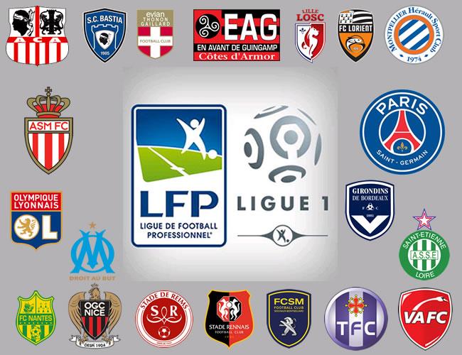 Ligue 1 Francese 2014