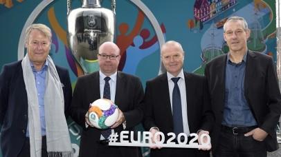 Logo Copenhagen Euro2020