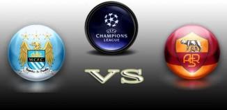 Manchester City-Roma