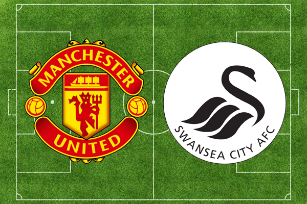 Manchester United-Swansea City
