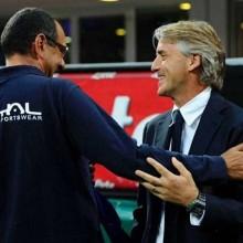 Mancini e Sarri
