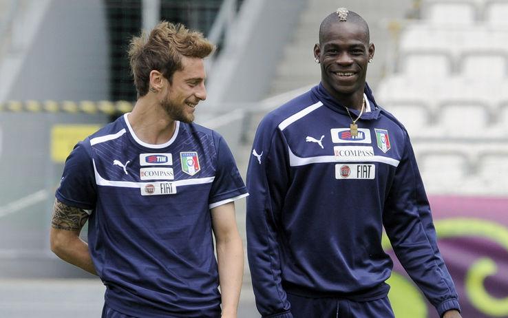 Marchisio e Balotelli affondano l'Inghilterra: Difesa ballerina
