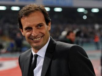 Massimiliano Allegri nuovo allenatore della Juventus