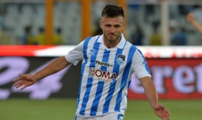 Memushaj capitano del Pescara