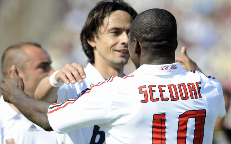 Milan, Ufficiale: Via Seedorf, ecco Inzaghi. Balotelli?