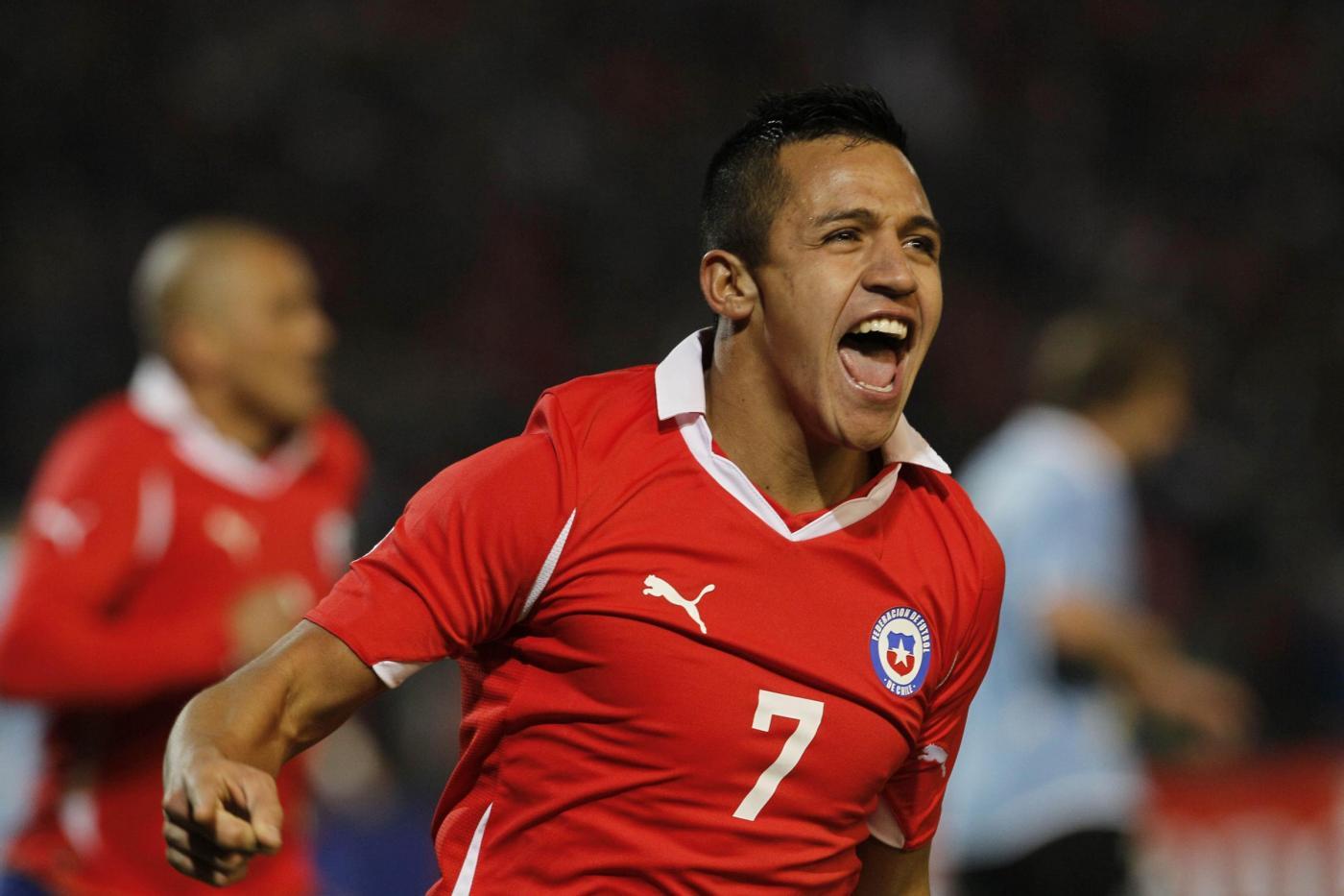 Mondiali Gruppo B: Sanchez trascina il Cile contro l'Australia