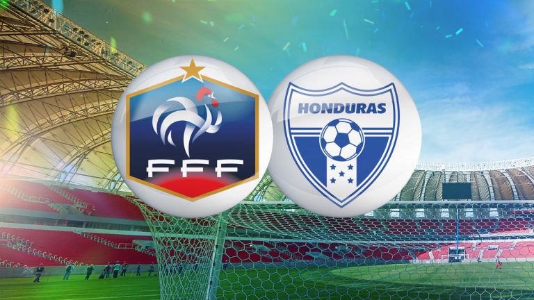 Mondiali Gruppo E, Francia-Honduras: Le ultime dai campi, formazioni