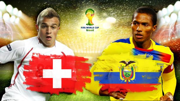 Mondiali Gruppo E, Svizzera-Ecuador: Ultime news, formazioni