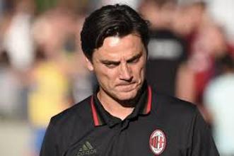 Montella allenatore Milan