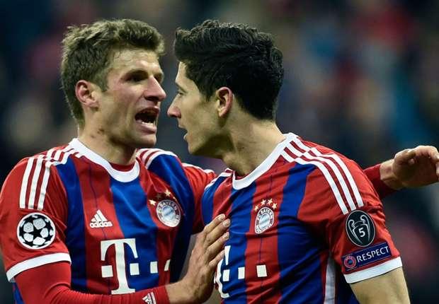 Muller e Lewandowski