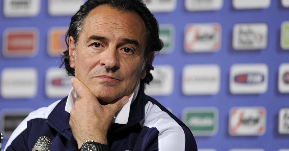 NAZIONALE ITALIANA: Prandelli ha scelto i 23 per il Brasile