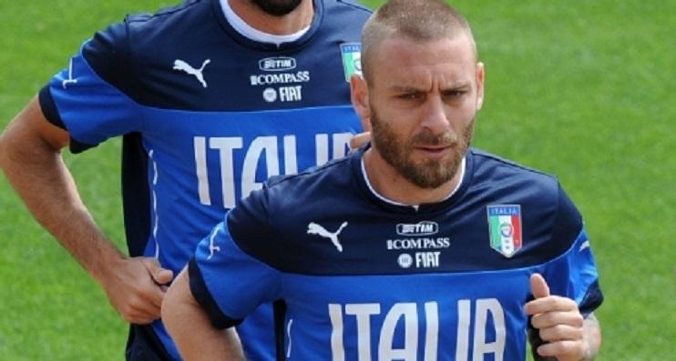 Nazionale Italiana: Si ferma anche De Rossi