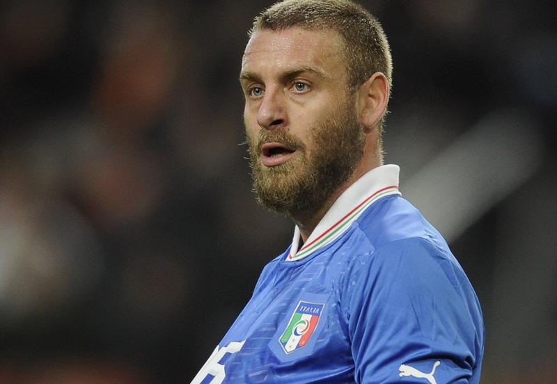 Nazionale Italiana, De Rossi non ce la fa: Fuori con l'Uruguay
