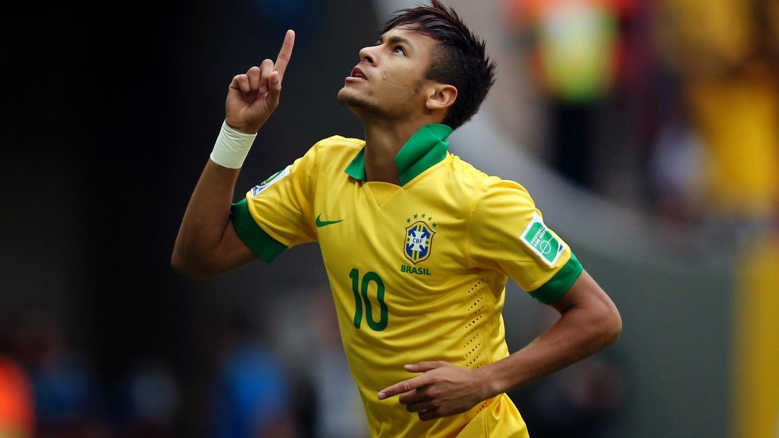 Neymar trascina il Brasile: Croazia a testa alta