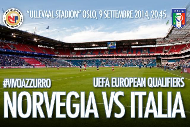 Norvegia-Italia