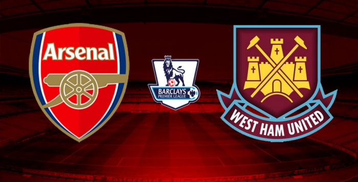 PREMIER LEAGUE 34 giornata, derby di Londra: Arsenal-West Ham