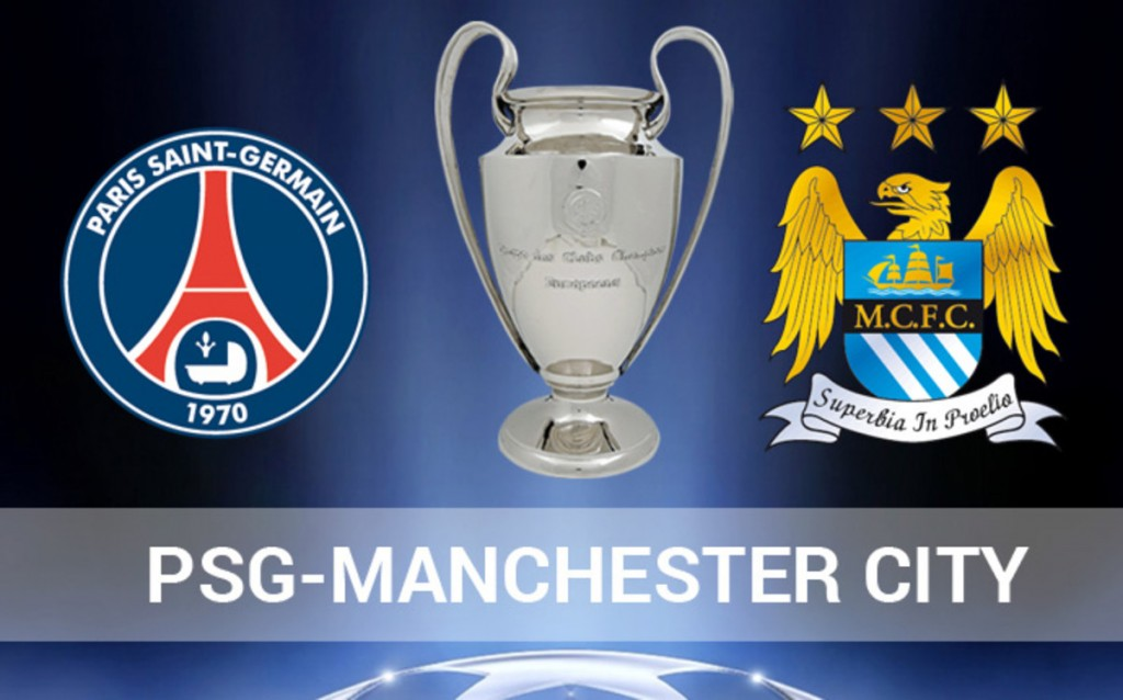 PSG-Manchester City