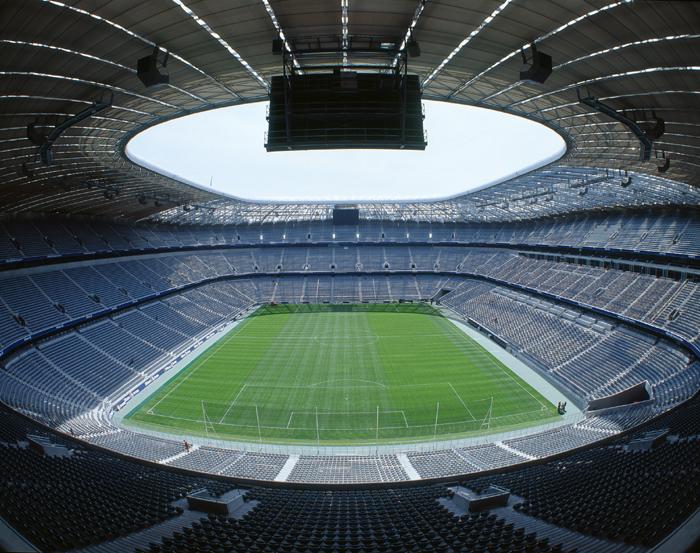 Progetto Nuovo Stadio San Paolo