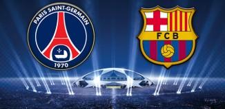 Psg vs Barcellona