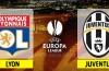 Quarti Europa League 2014, Lione-Juve: Formazioni e partite