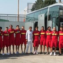 Raduno Benevento Calcio 2015-16