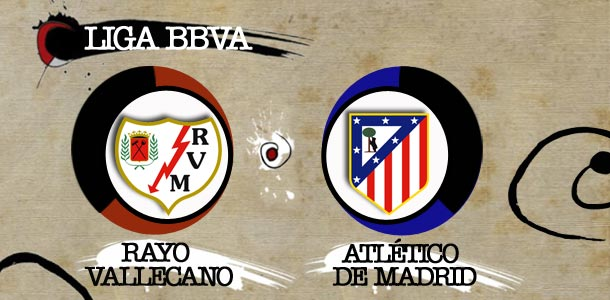 Rayo Vallecano-Atletico Madrid