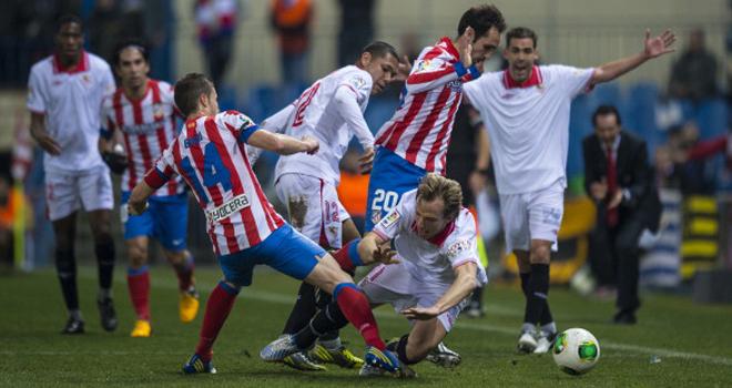 Rayo Vallecano-Atletico Madrid