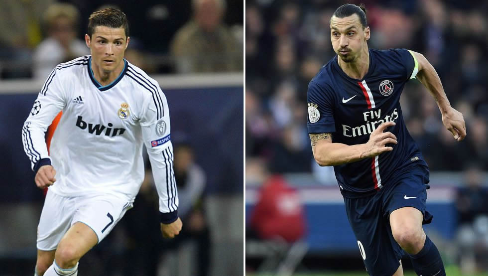 Real Madrid-Psg
