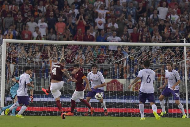 Roma-Fiorentina