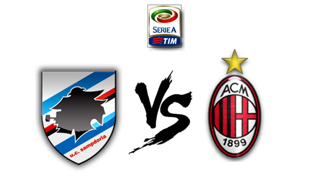sampdoria- milan - photo #31
