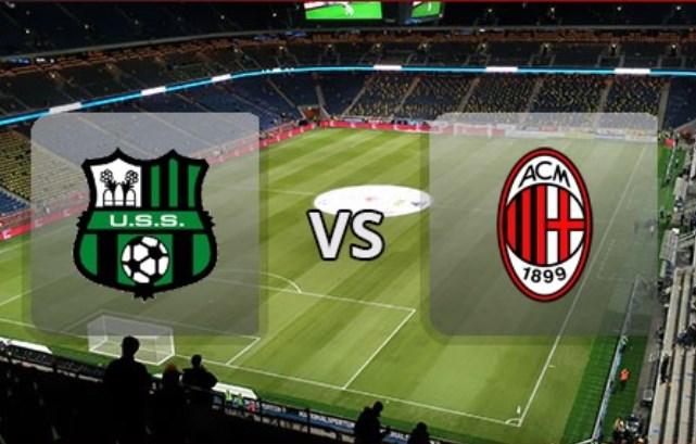 Sassuolo vs Milan