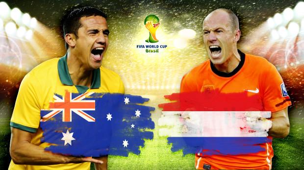Seconda Giornata, Gruppo B, Australia-Olanda: News, formazioni
