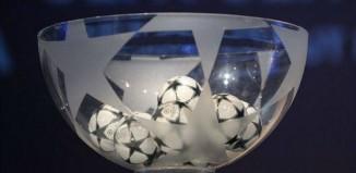 Sorteggi Gironi ChampionsLeague