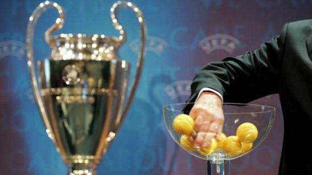 Sorteggio Gironi Champions League 2014-15