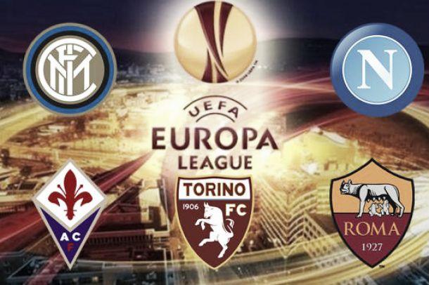 Sorteggio Ottavi Europa League