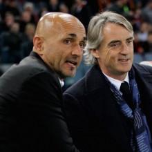 Spalletti e Mancini