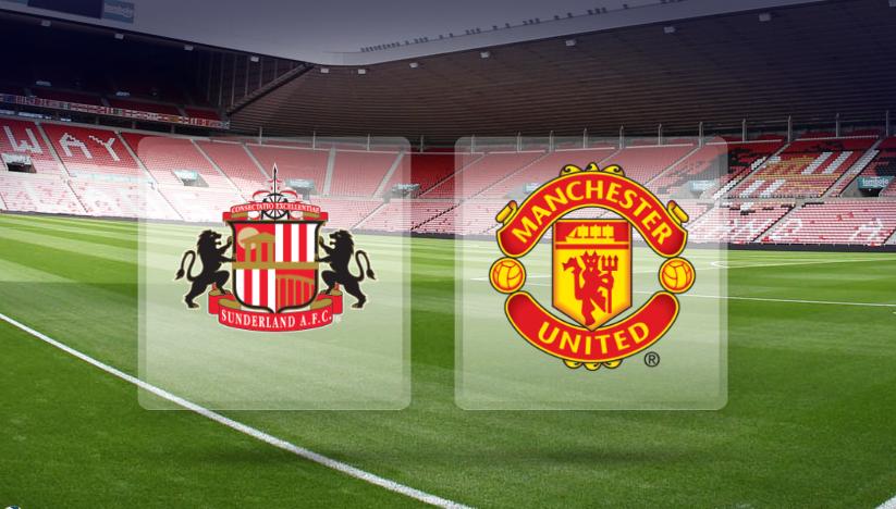 Sunderland-Manchester United