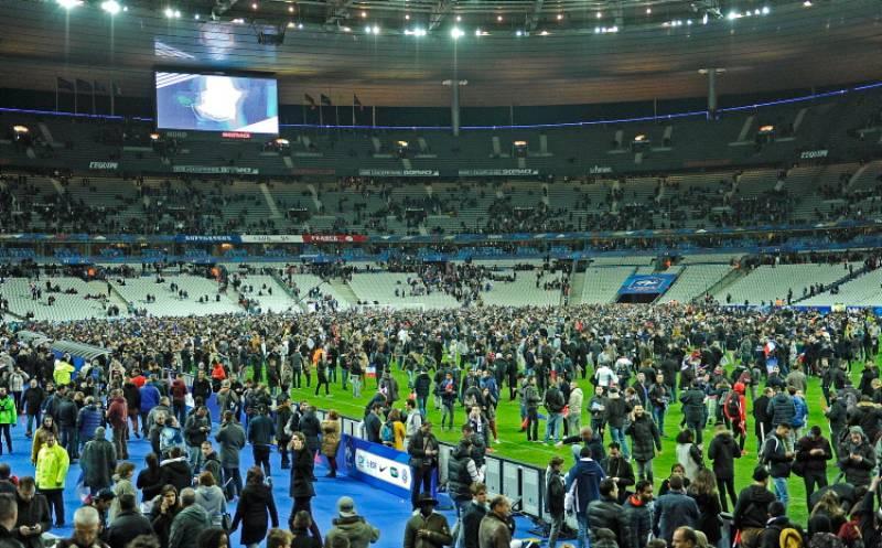 Terrore a Parigi, Francia-Germania