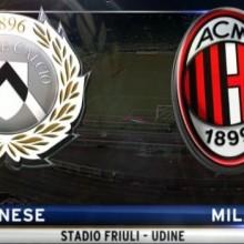 Udinese vs Milan