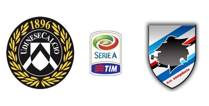 Udinese vs Sampdoria