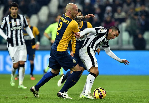 Verona vs Juventus