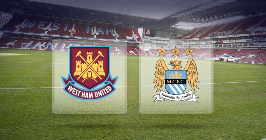 West Ham-Manchester City