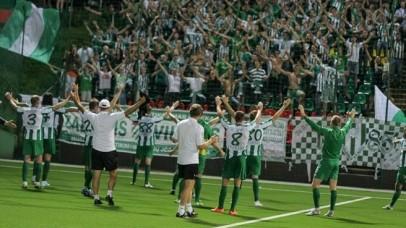 Žalgiris campione Lituania
