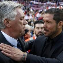 Ancelotti e Simeone