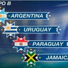 Argentina-Giamaica