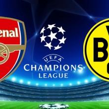 Arsenal-Borussia Dortmund